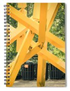 French Fries Spiral Notebook