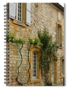 French City Hall Spiral Notebook