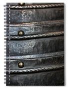 French Monarchy Steel Spiral Notebook