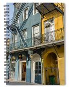 French Quarter Flair Spiral Notebook