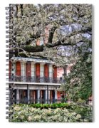 French Quarter Spring Spiral Notebook