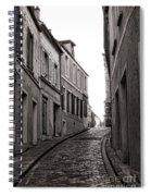 French Street Spiral Notebook