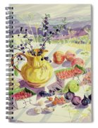 French Table Spiral Notebook