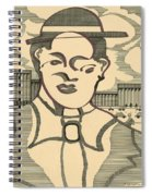 Frenchman Spiral Notebook