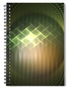 Frequency Modulation Spiral Notebook
