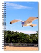 Frequent Flyer Spiral Notebook