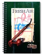 Fresh Air Spiral Notebook