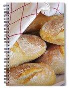 Fresh Bread Spiral Notebook