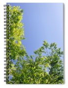 Fresh Foliage Spiral Notebook