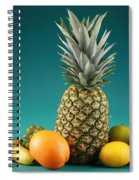 Fresh Fruit Spiral Notebook