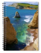 Freshwater Bay Spiral Notebook