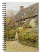 Freshwater Cottage Wc On Paper Spiral Notebook