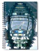 Fresnel Lens Spiral Notebook