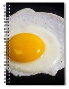 Fried Egg Spiral Notebook