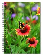 Friends On The Farm Spiral Notebook