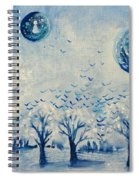 Friendships Gaze Spiral Notebook