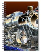 Frisco 1519 - Photopower 1463 Spiral Notebook