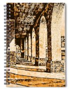 Frisco Depot Spiral Notebook