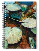 Frogs Hideaway Spiral Notebook