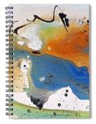 Frolic Spiral Notebook