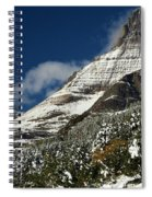 From Fall To Winter Spiral Notebook