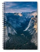 From Glacier Point Spiral Notebook
