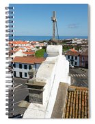 From The Church Tower Spiral Notebook