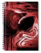 From The Dark Side Spiral Notebook