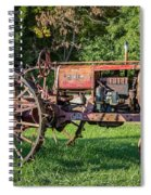 From The Farm Spiral Notebook