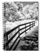 From The Lock Masters House Spiral Notebook