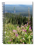From The Mountain Spiral Notebook