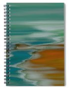 From The River To The Sea Spiral Notebook