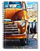 From Tucson To Tucumcari Spiral Notebook