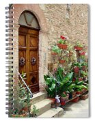 Front Door Spiral Notebook