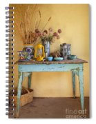 Front Porch Still Life Spiral Notebook