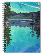 Frood Lake Outlet Spiral Notebook