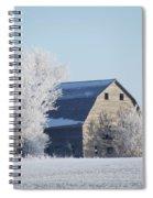 Frost Farm Spiral Notebook