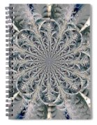 Frost Seal Spiral Notebook