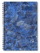 Frosted Frozen Flakes Spiral Notebook