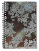 Frosted Window Spiral Notebook