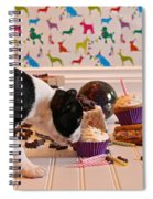 Frosting Feast Spiral Notebook