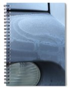 Frosty Nashville Morning Spiral Notebook