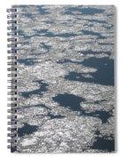 Frozen River Spiral Notebook