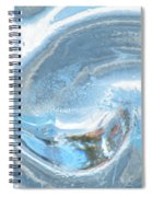 Frozen Yang  Spiral Notebook