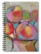 Fruit Bowl #5 Spiral Notebook