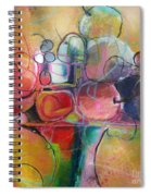 Fruit Bowl No.1 Spiral Notebook