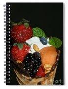 Fruit Flavor Spiral Notebook