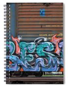 Fruit Icee Spiral Notebook