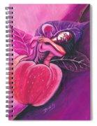 Fruit Of The Garden Of Eden Spiral Notebook