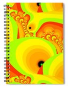 Fruit Paradise Spiral Notebook